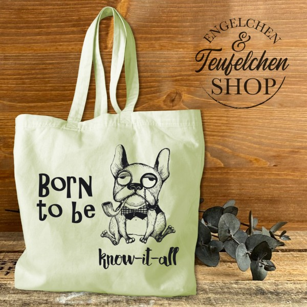Shopper - Born to be know it all